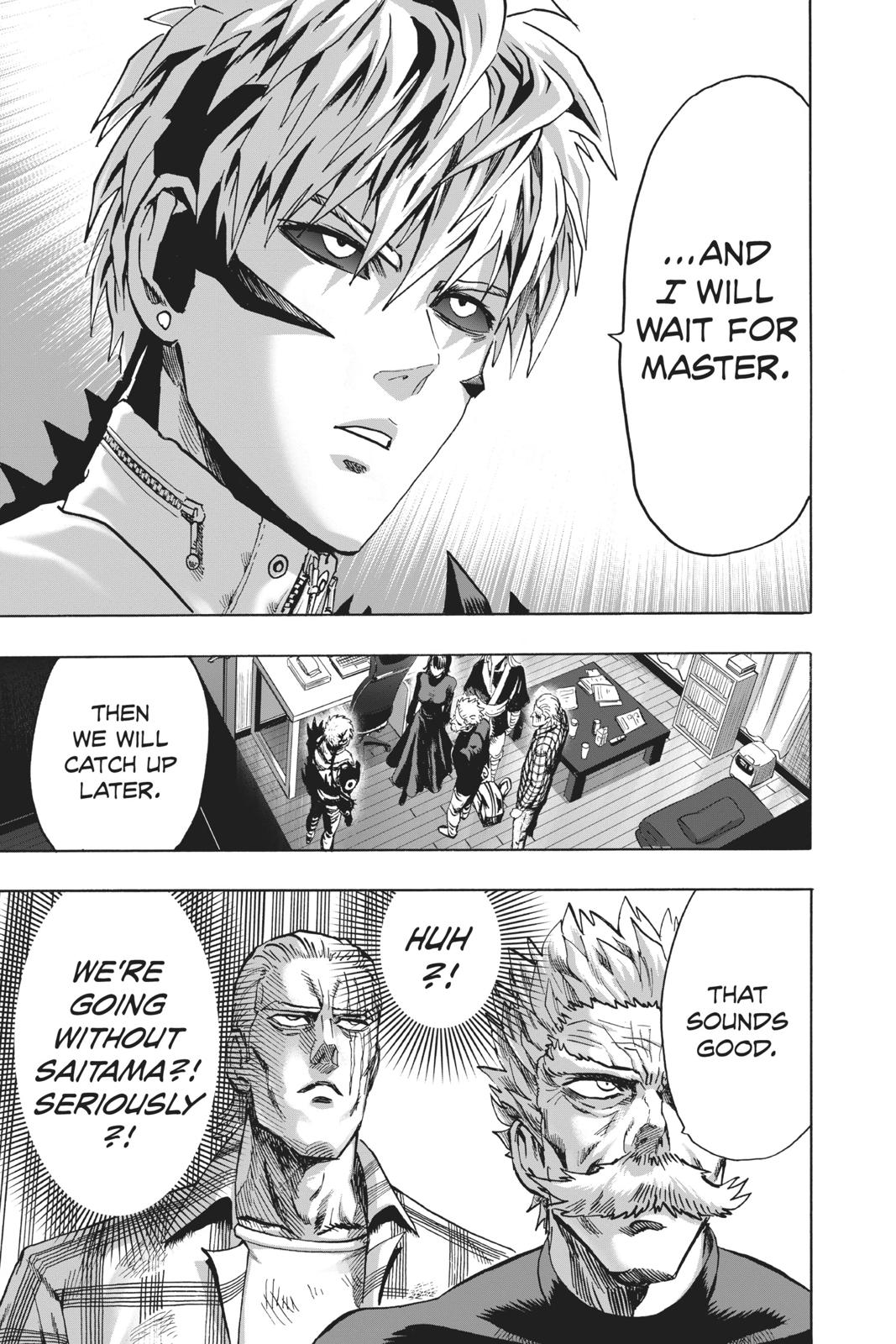 One-Punch Man, Chapter 95 image 074