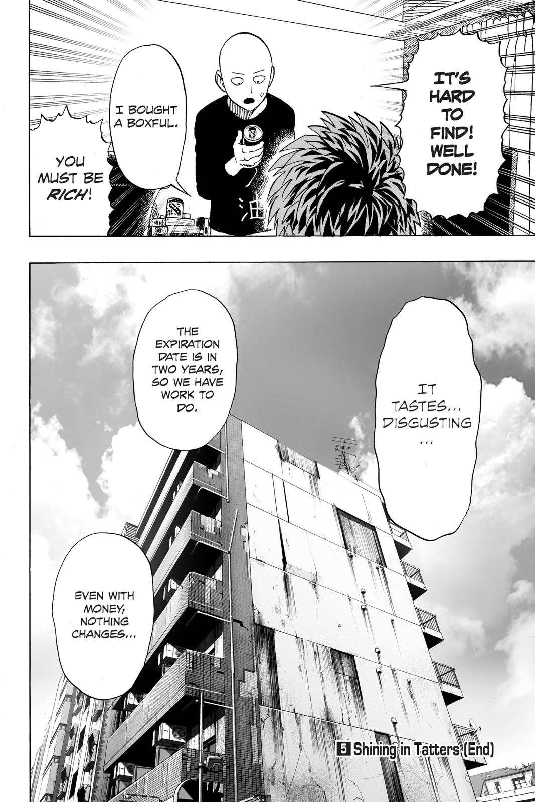 One-Punch Man, Chapter 29 image 046