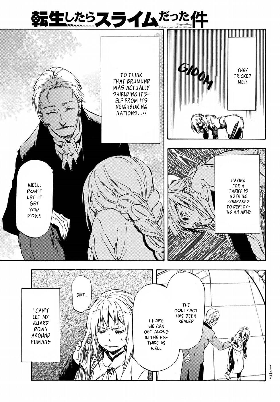 Tensei shitara Slime Datta Ken, Chapter 45 image 016