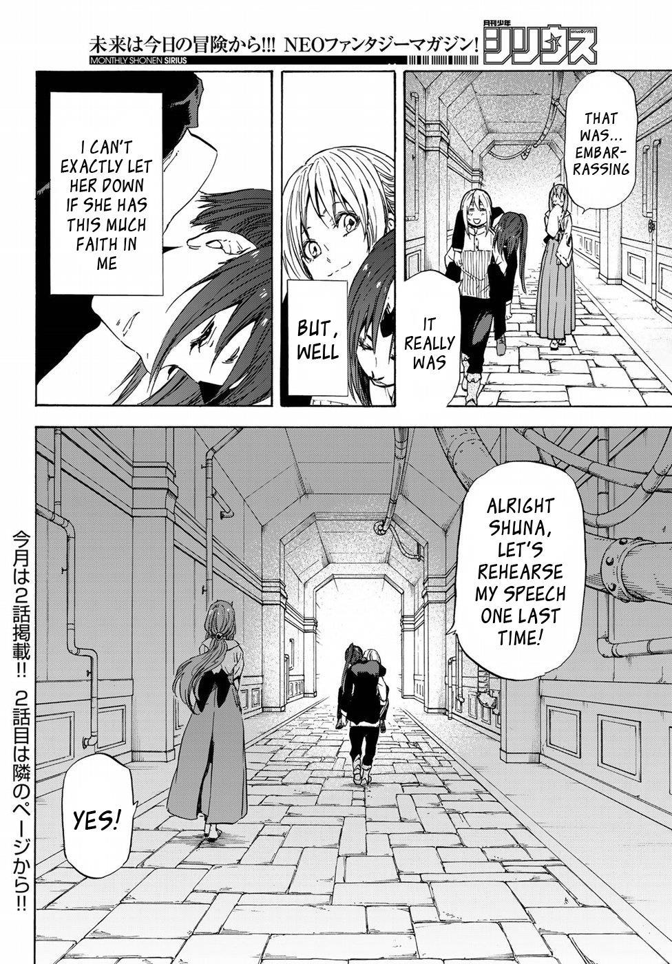 Tensei shitara Slime Datta Ken, Chapter 41 image 033