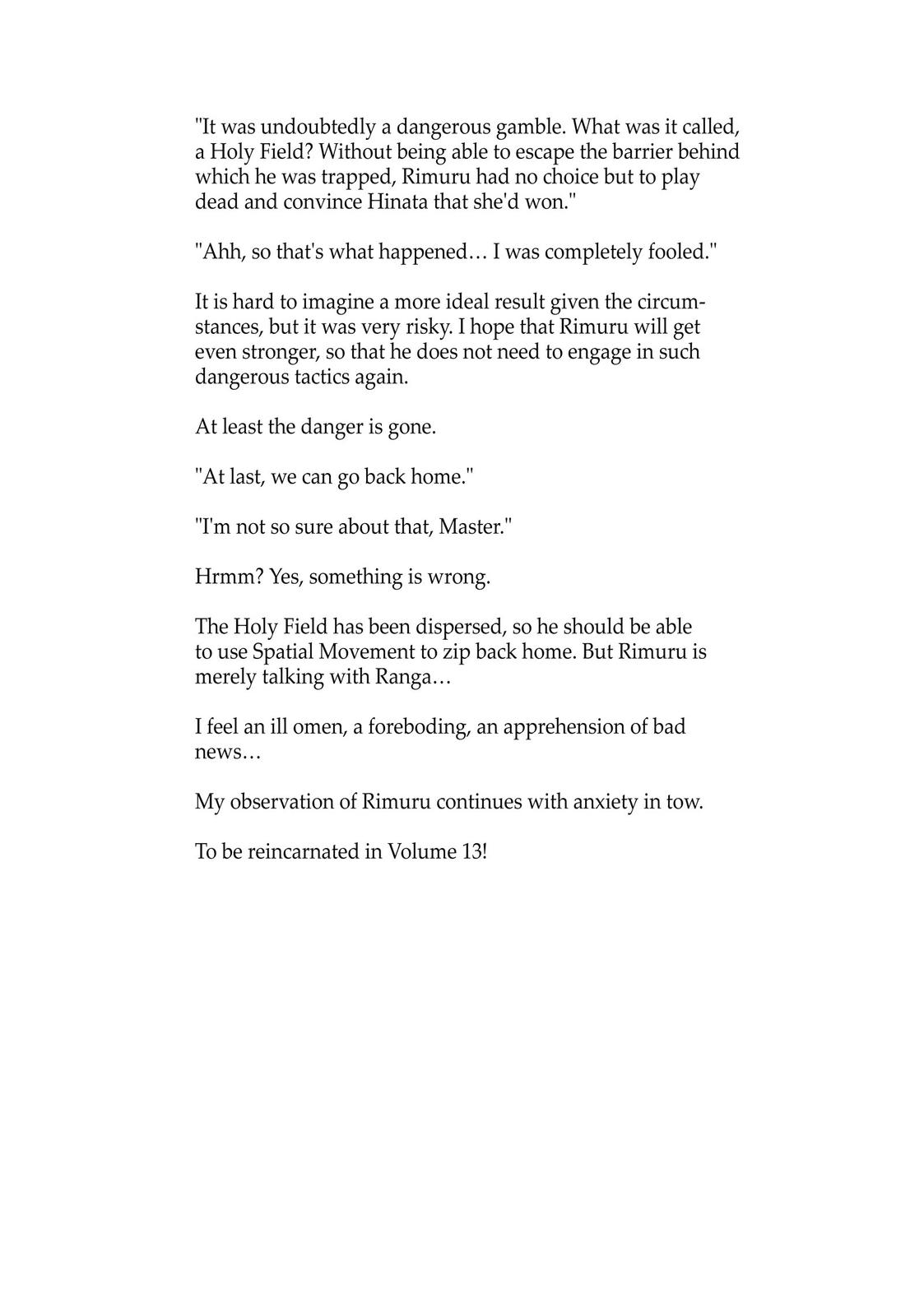 Tensei shitara Slime Datta Ken, Chapter 58.5 image 012