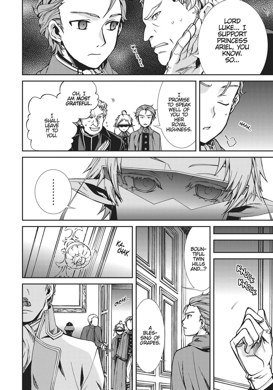 Mushoku Tensei, Chapter 39 image 002