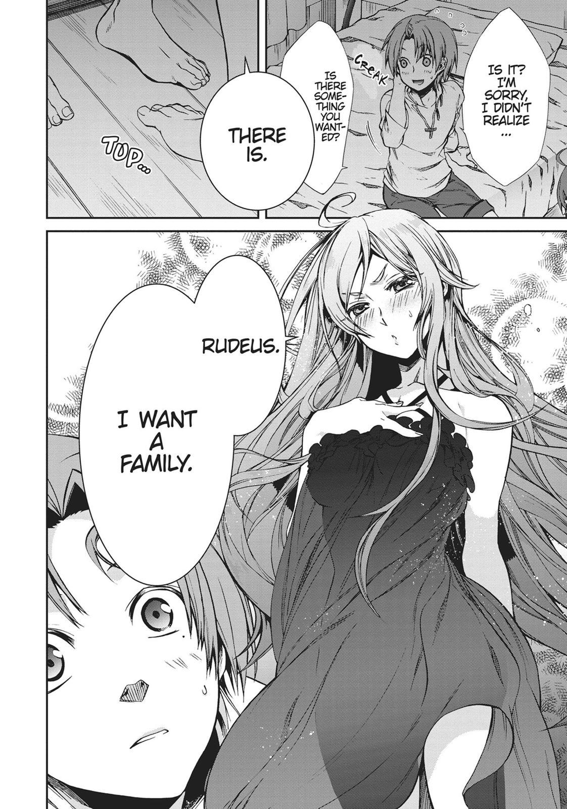 Mushoku Tensei, Chapter 50 image 026