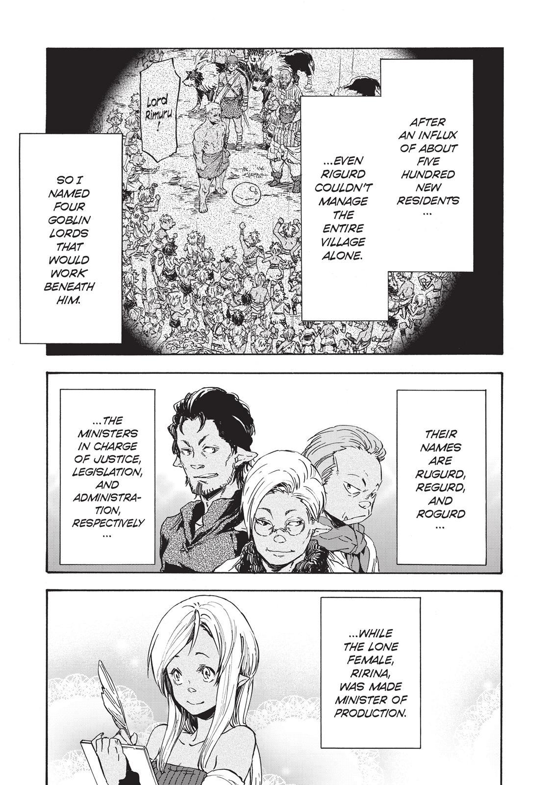 Tensei shitara Slime Datta Ken, Chapter 12 image 009