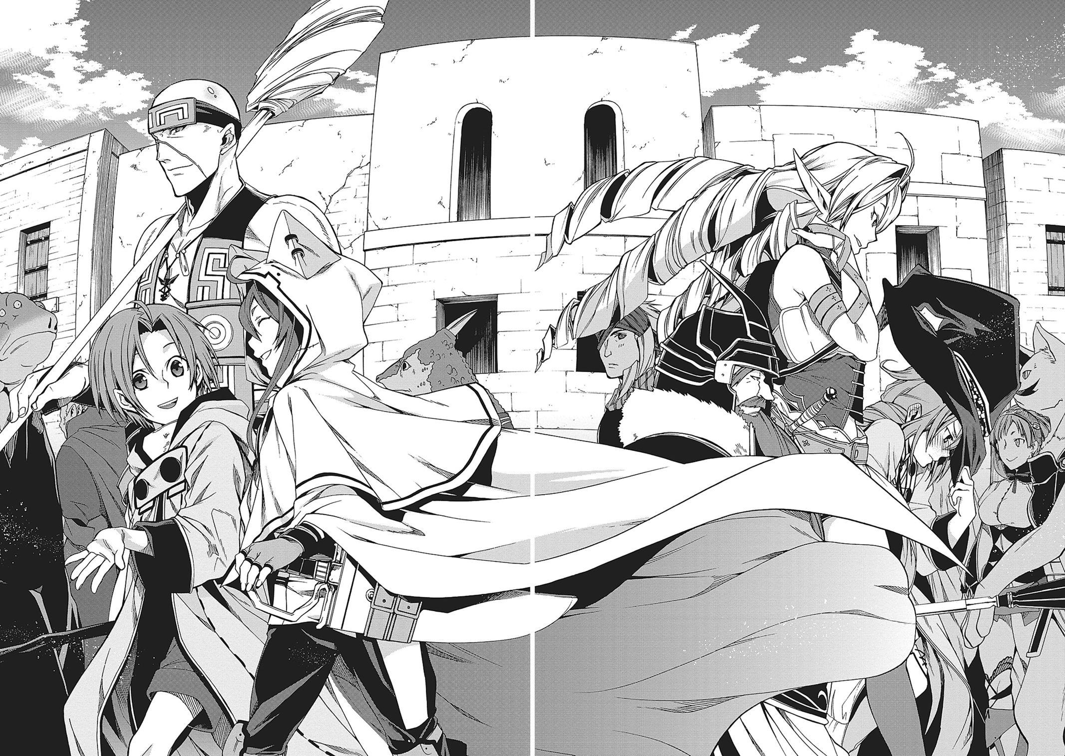 Mushoku Tensei, Chapter 27 image 023