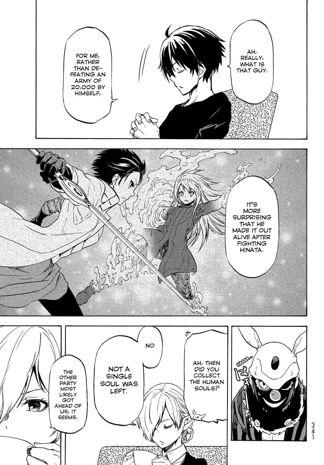 Tensei shitara Slime Datta Ken, Chapter 73 image 027
