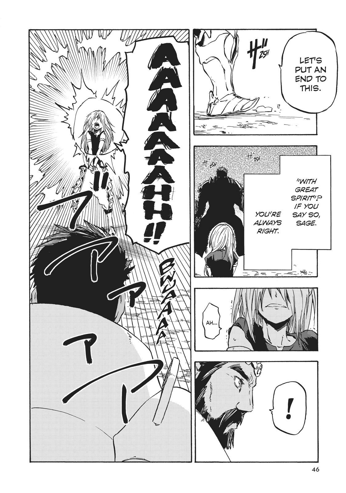 Tensei shitara Slime Datta Ken, Chapter 28 image 045