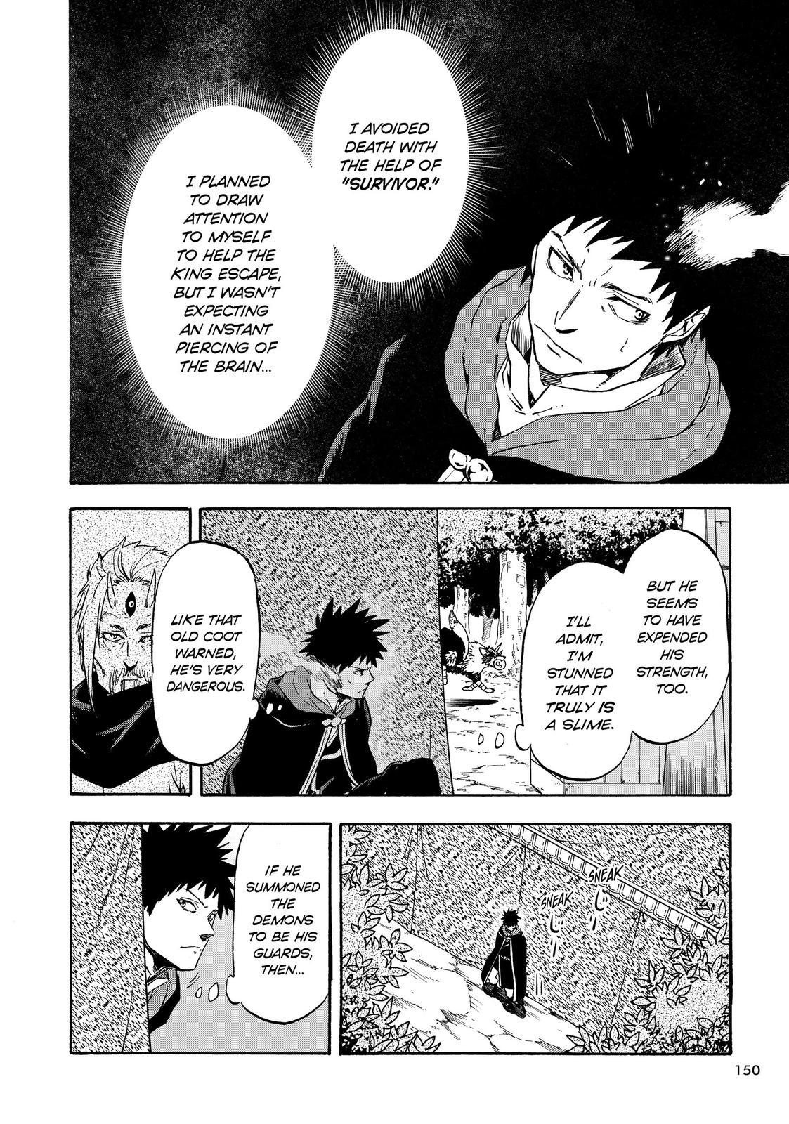 Tensei shitara Slime Datta Ken, Chapter 67 image 019