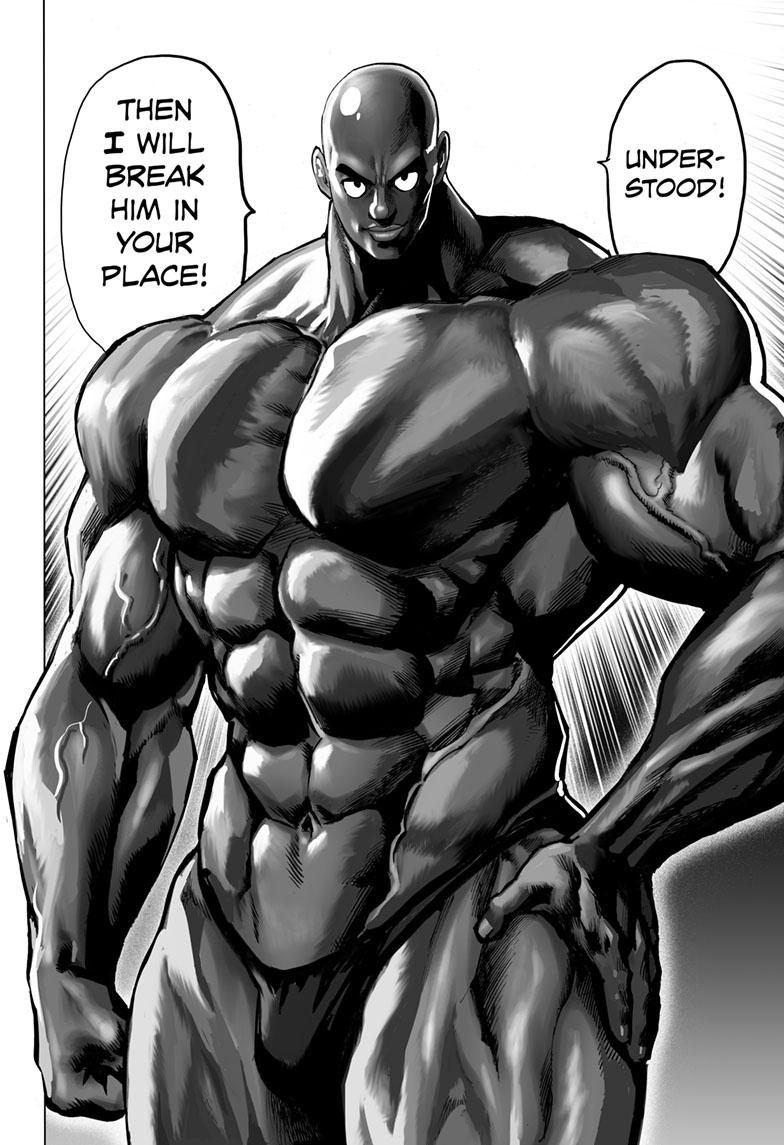 One-Punch Man, Chapter 119 image 007