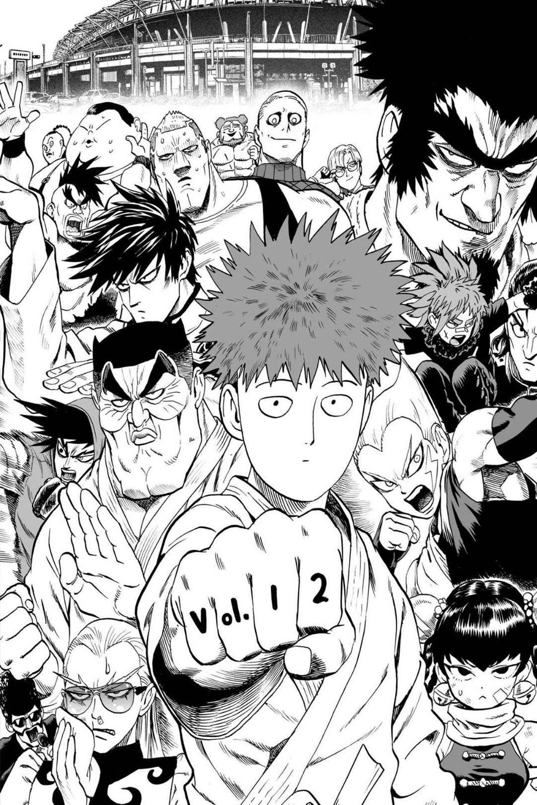 One-Punch Man, Chapter 67.5 image 017