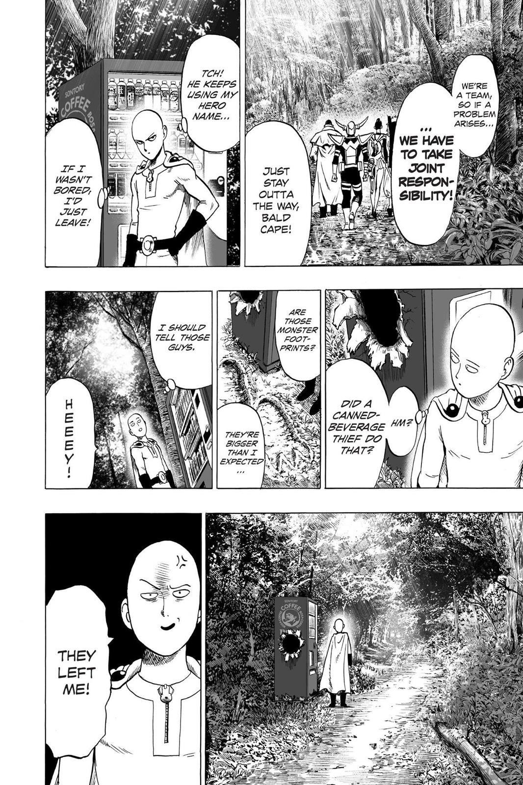 One-Punch Man, Chapter 61.5 image 015