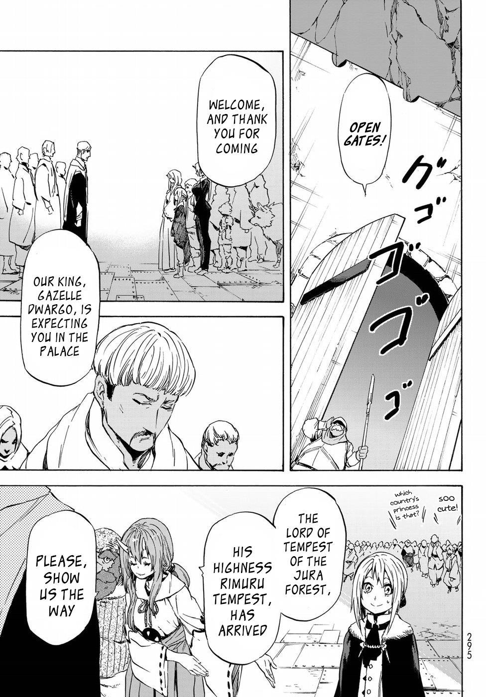 Tensei shitara Slime Datta Ken, Chapter 41 image 020