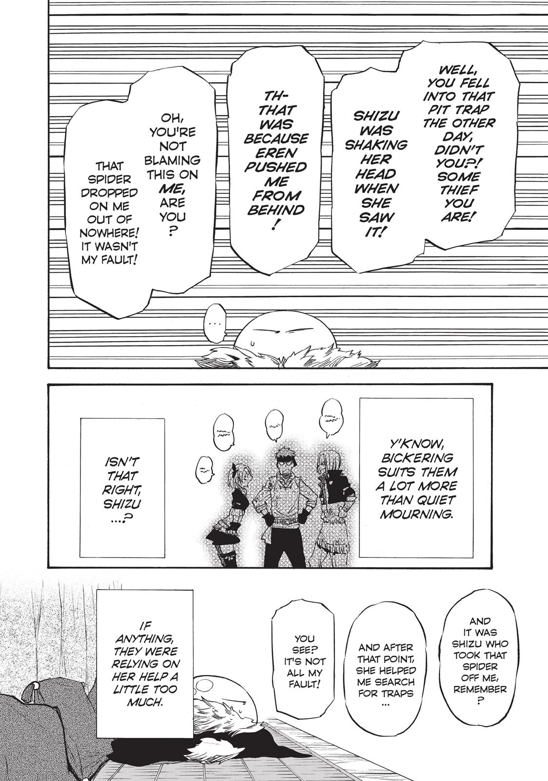 Tensei shitara Slime Datta Ken, Chapter 11 image 006