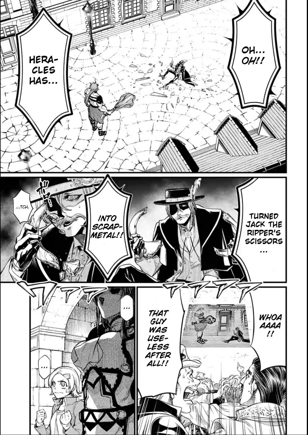 Shuumatsu no Valkyrie, Chapter 21 image 033