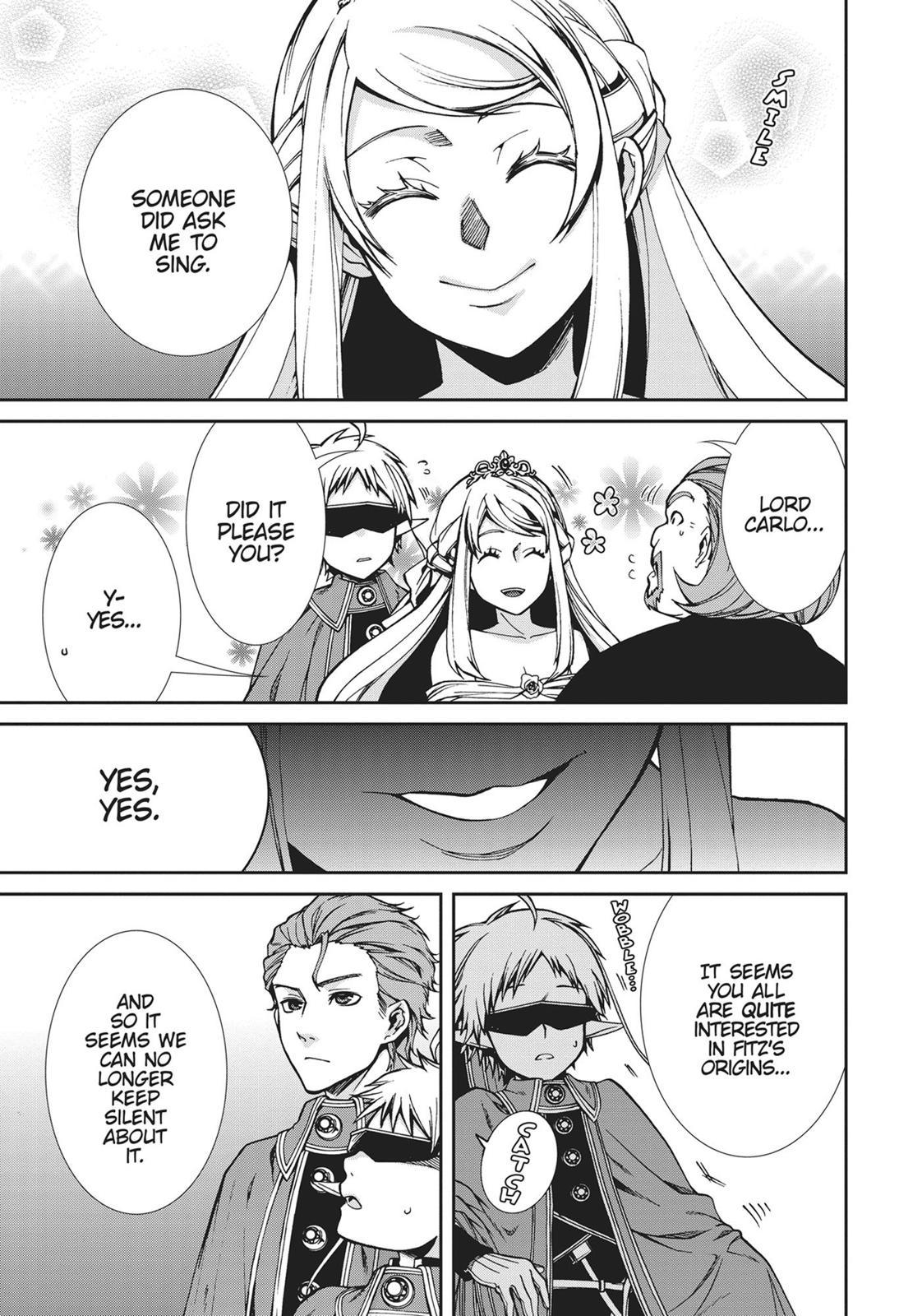 Mushoku Tensei, Chapter 38 image 022