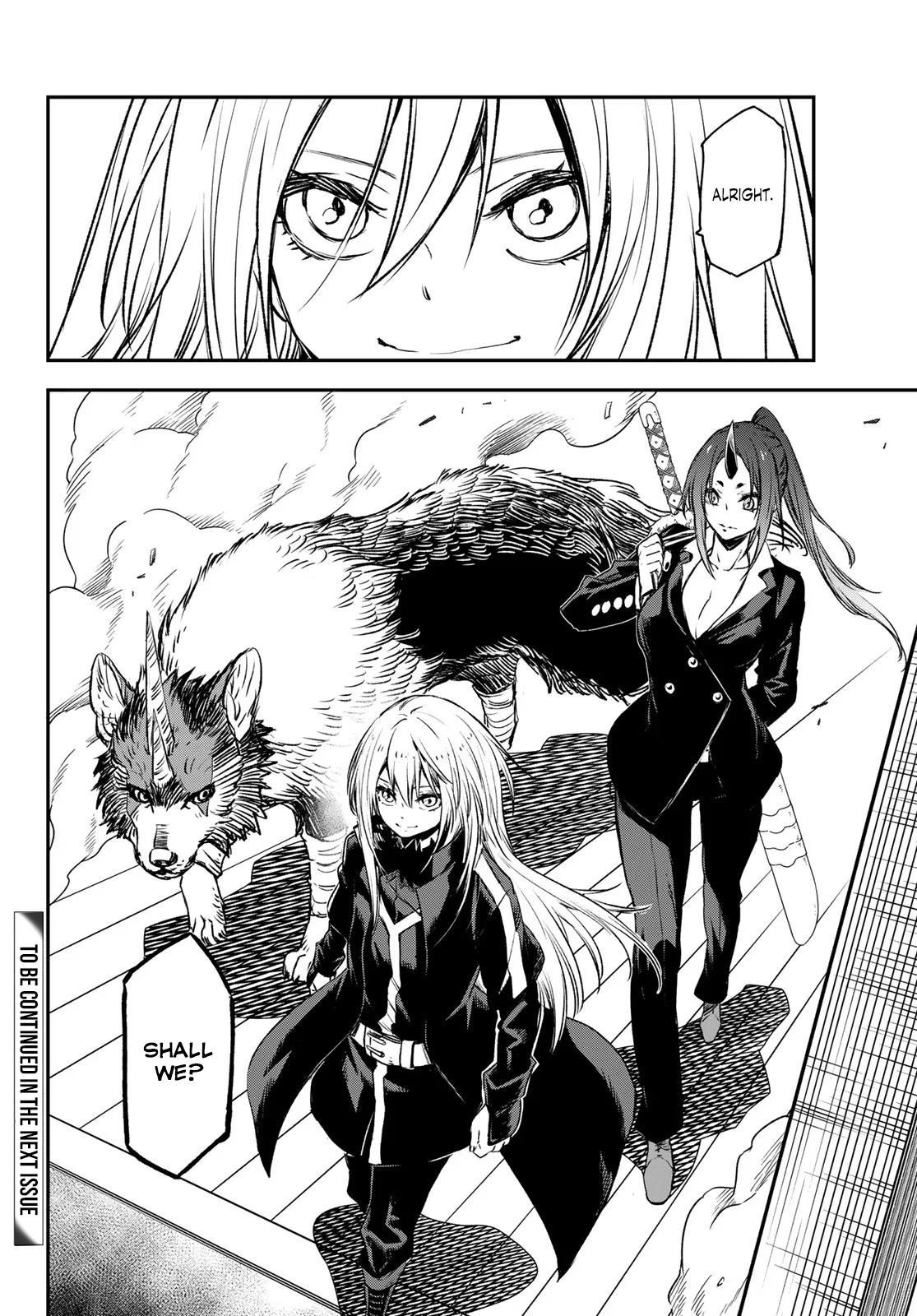 Tensei shitara Slime Datta Ken, Chapter 77 image 044
