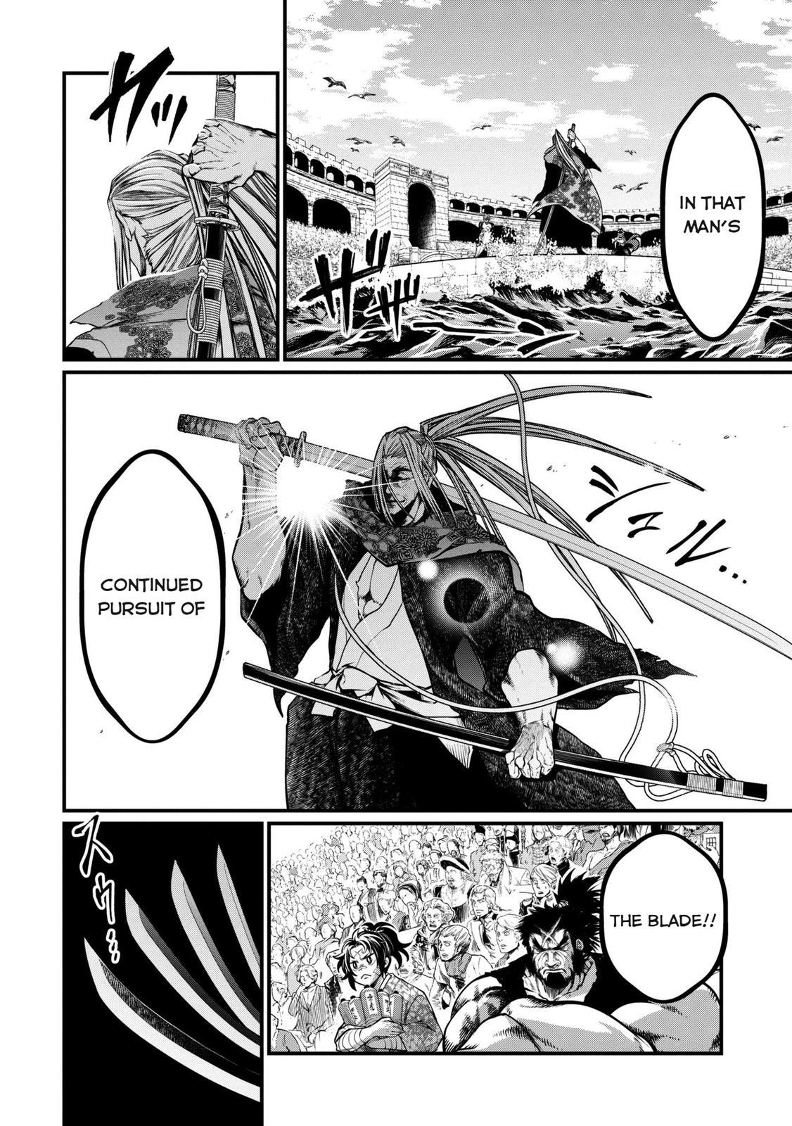 Shuumatsu no Valkyrie, Chapter 14 image 021