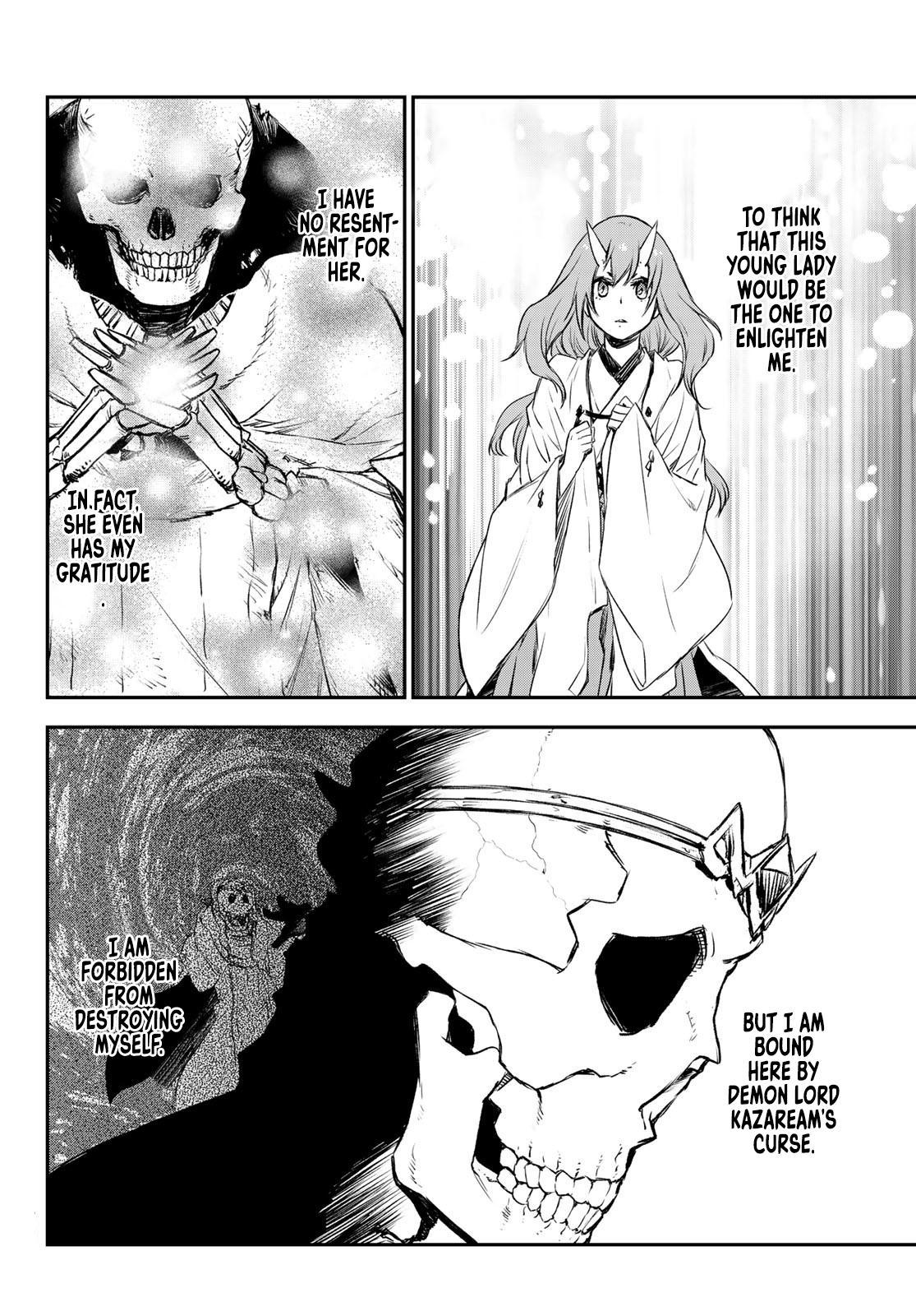 Tensei shitara Slime Datta Ken, Chapter 81 image 056