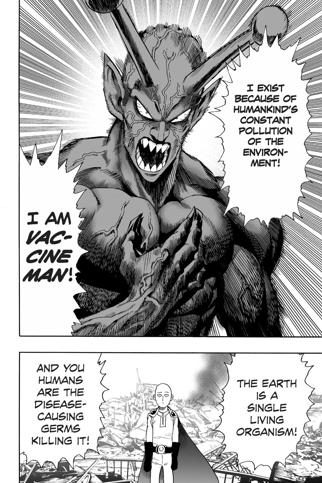 One-Punch Man, Chapter 1 image 019