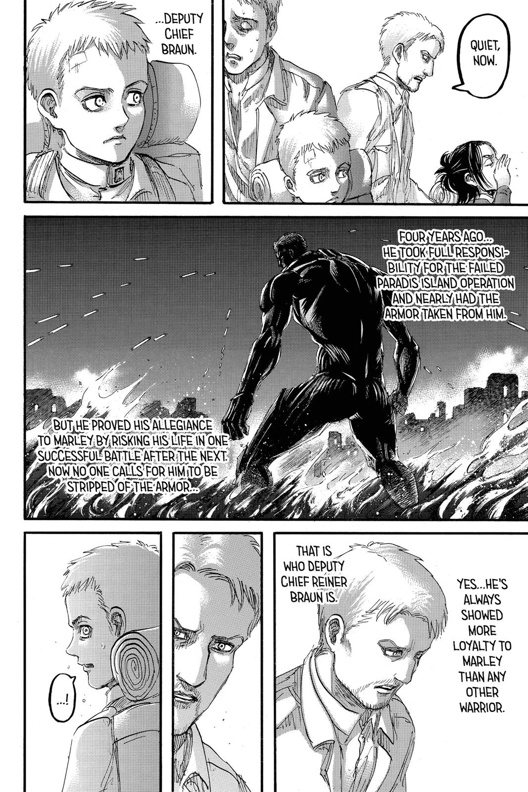 Attack On Titan, Episode 94 image 003