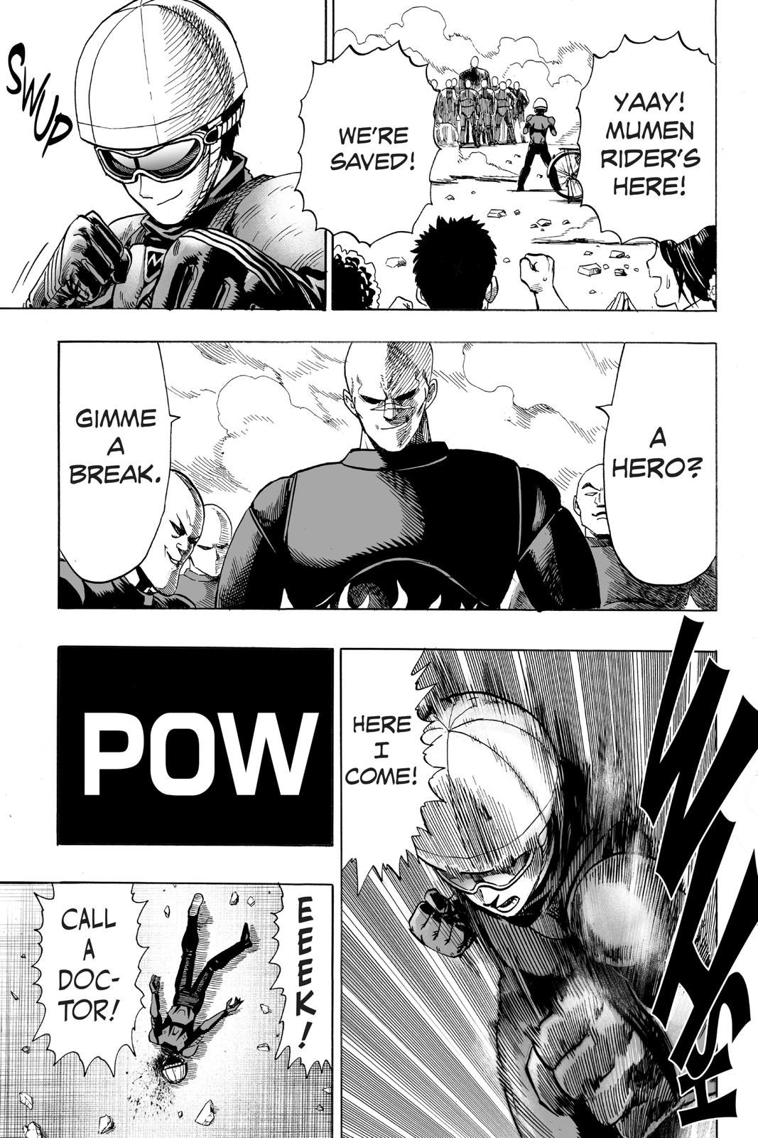 One-Punch Man, Chapter 12 image 009