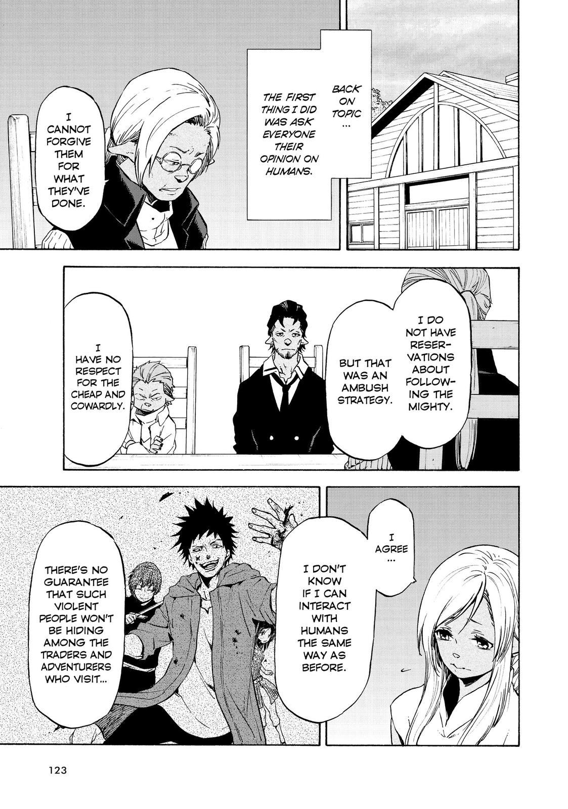 Tensei shitara Slime Datta Ken, Chapter 62 image 003