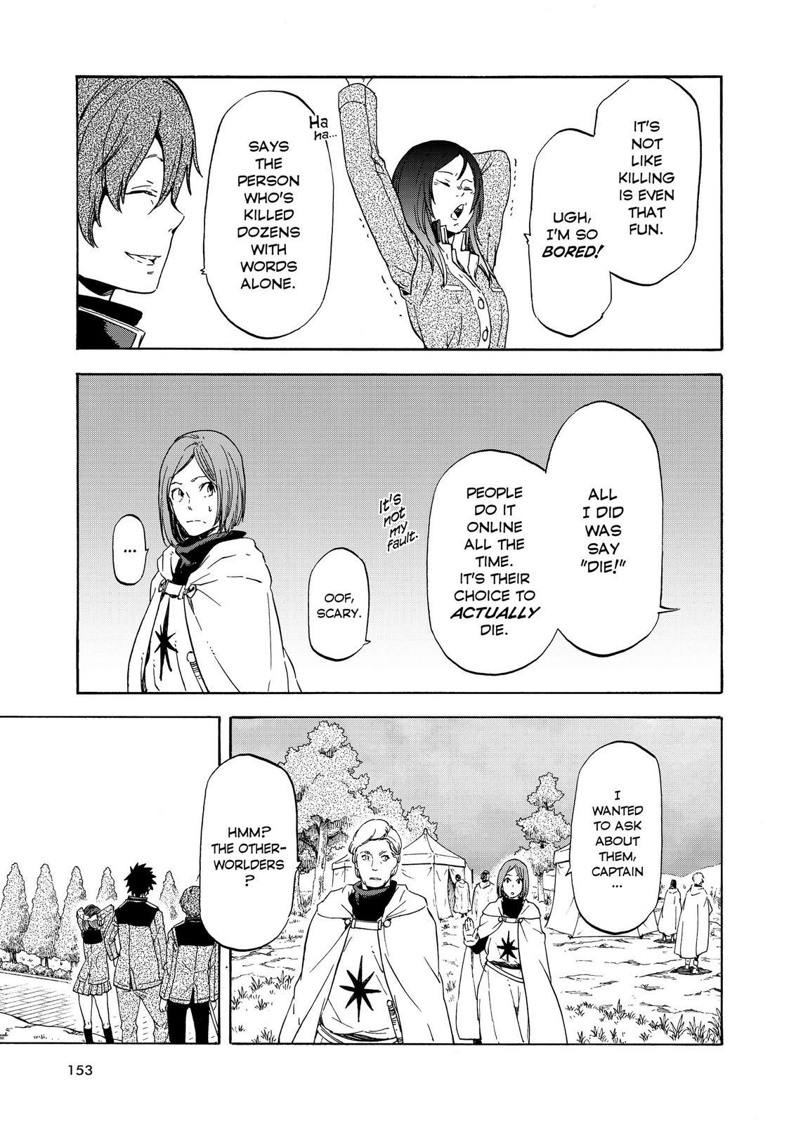 Tensei shitara Slime Datta Ken, Chapter 63 image 013