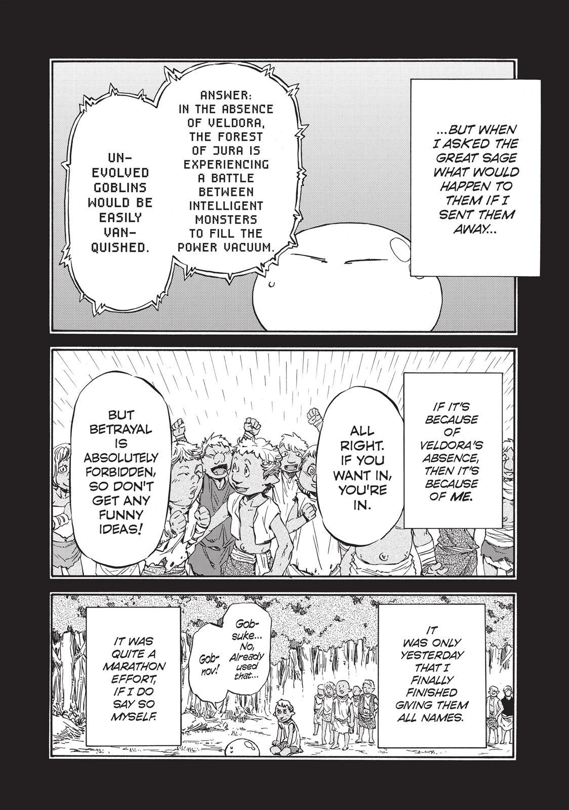 Tensei shitara Slime Datta Ken, Chapter 8 image 008
