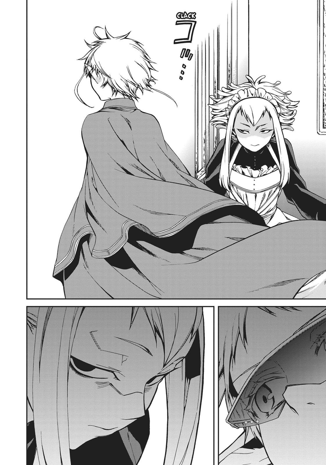Mushoku Tensei, Chapter 40 image 002