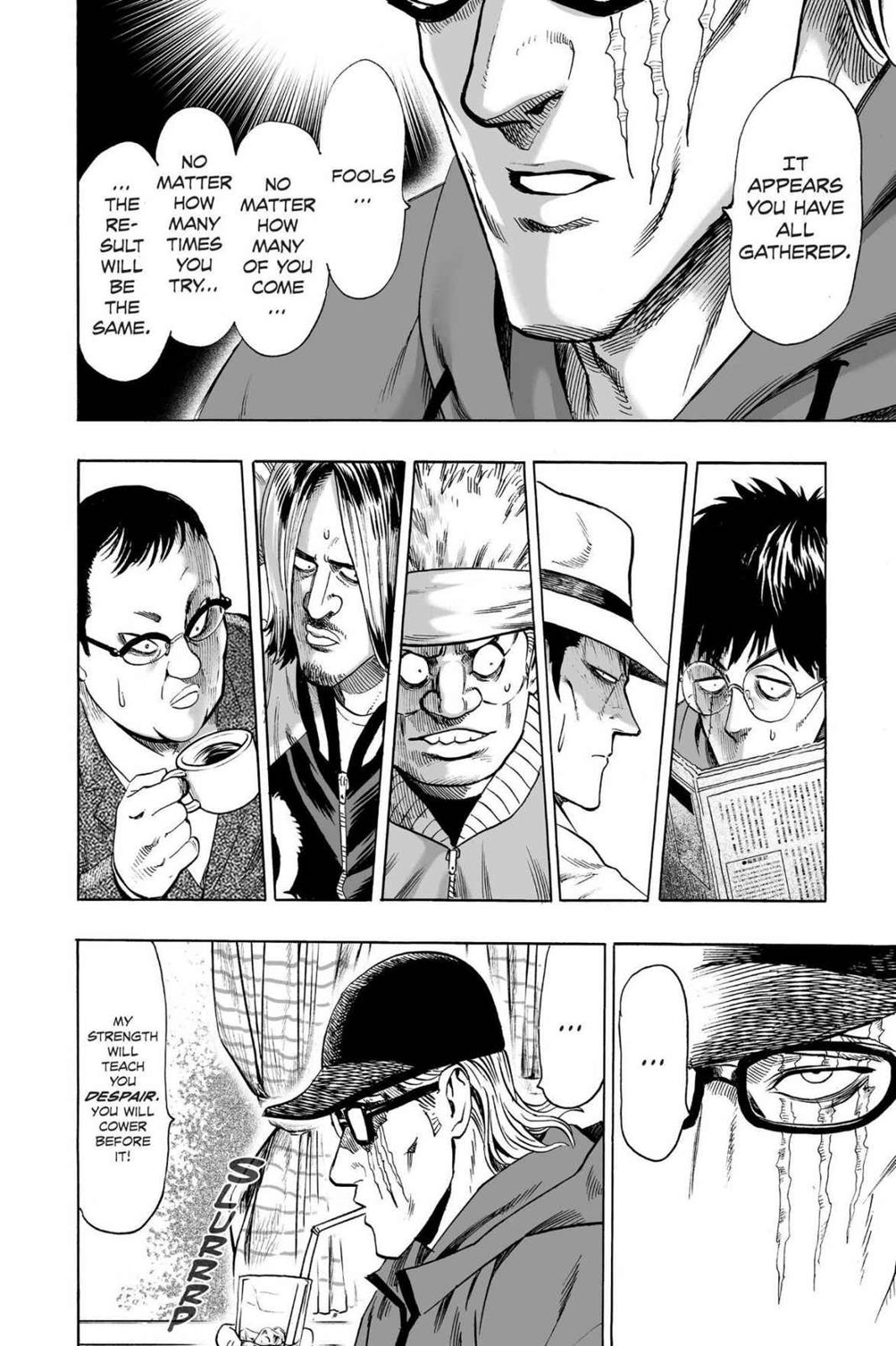 One-Punch Man, Chapter 67.5 image 005
