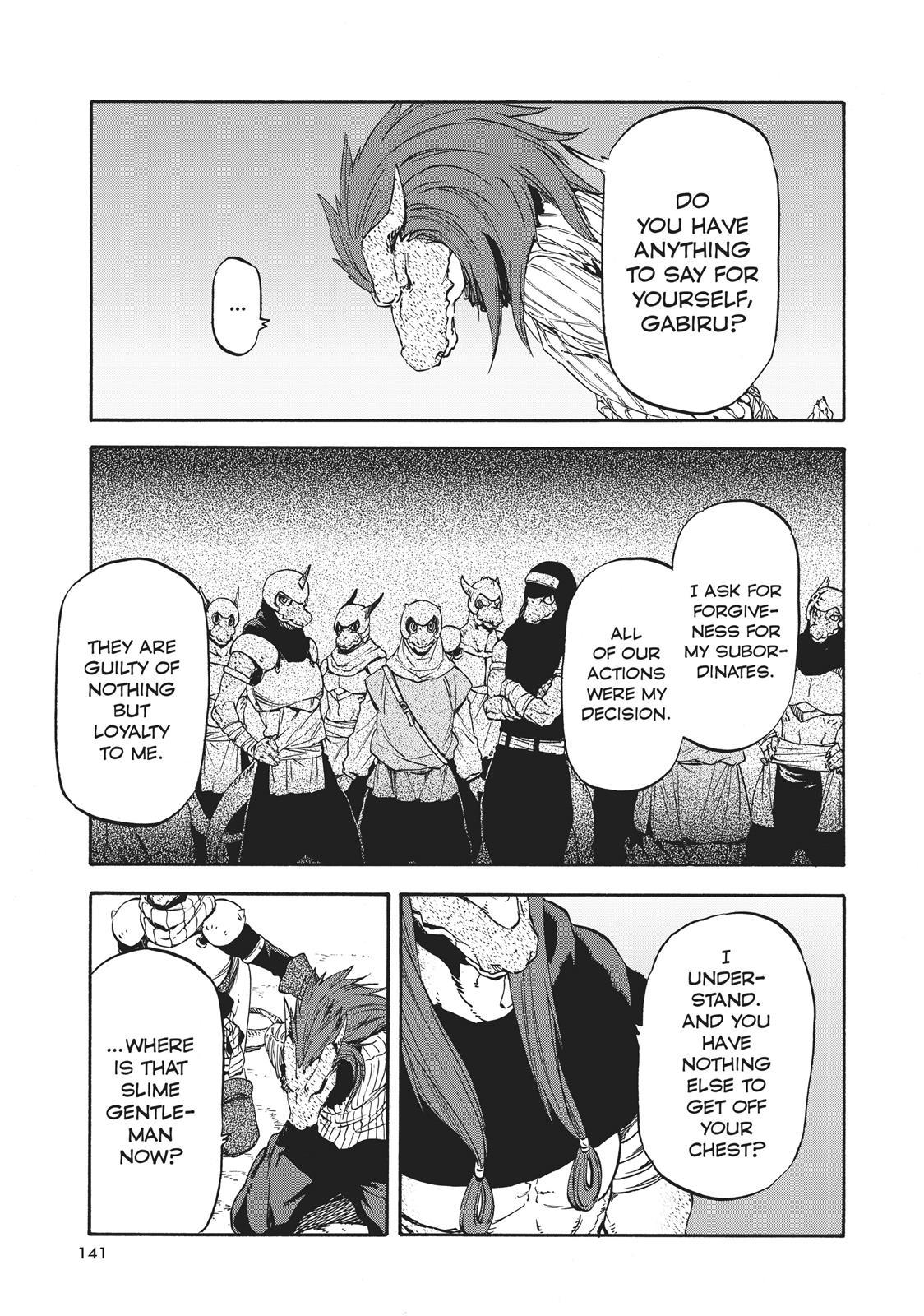 Tensei shitara Slime Datta Ken, Chapter 27 image 013