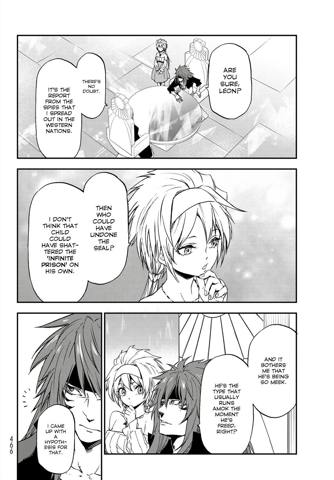 Tensei shitara Slime Datta Ken, Chapter 76 image 028