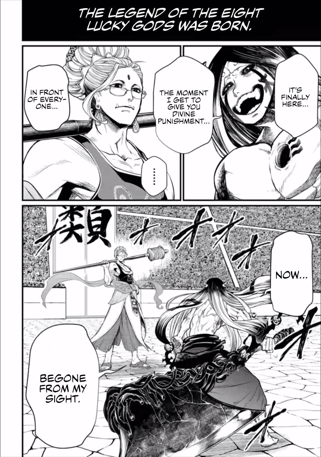 Shuumatsu no Valkyrie, Chapter 45 image 065