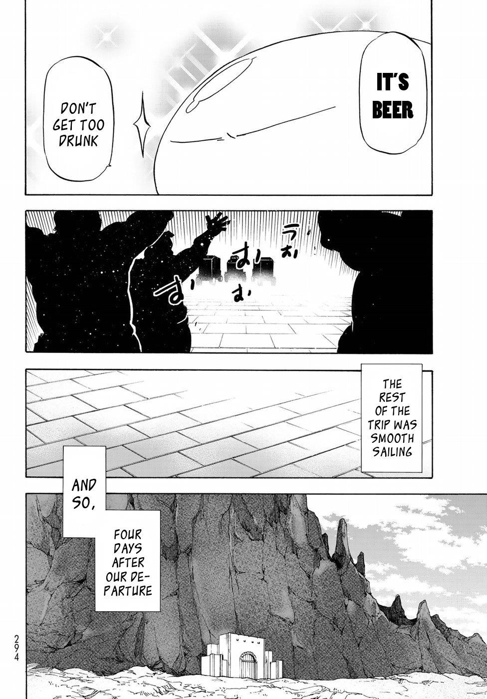 Tensei shitara Slime Datta Ken, Chapter 41 image 019