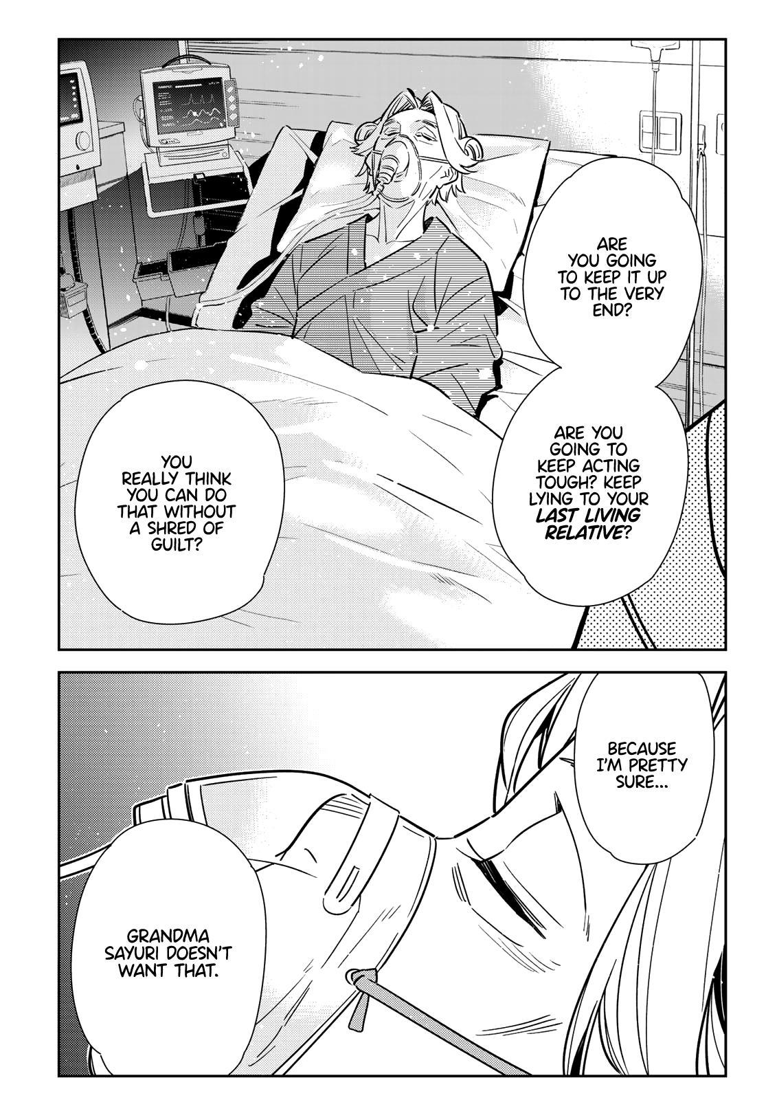 Kanojo Okarishimasu, Chapter 148 image 008