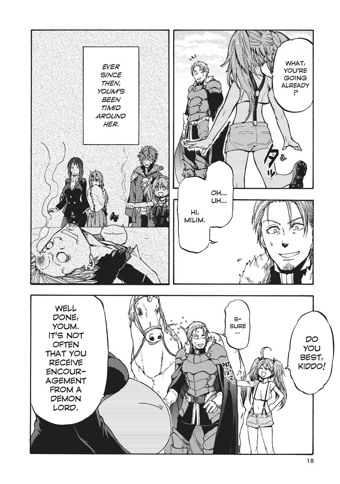 Tensei shitara Slime Datta Ken, Chapter 36 image 018