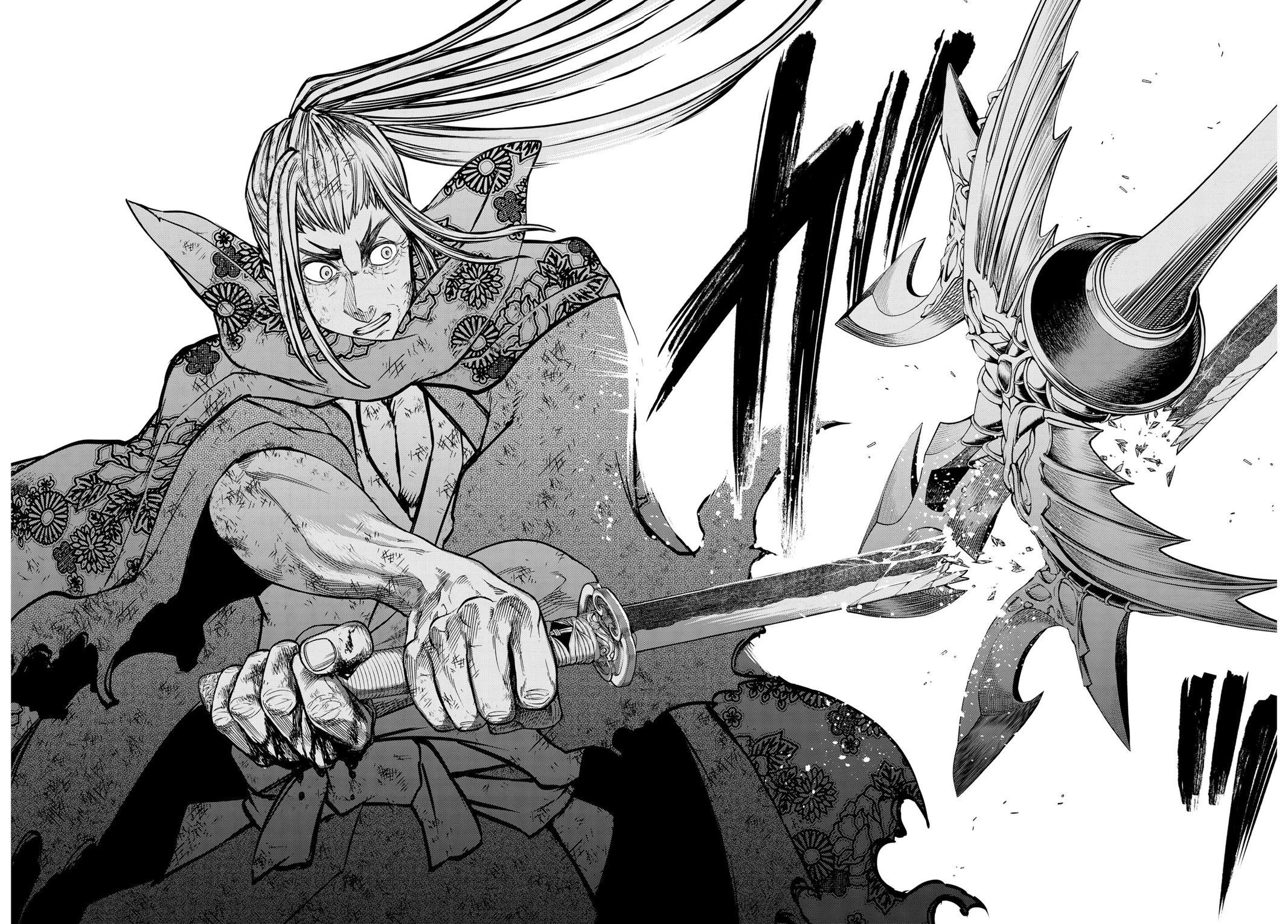 Shuumatsu no Valkyrie, Chapter 18 image 027