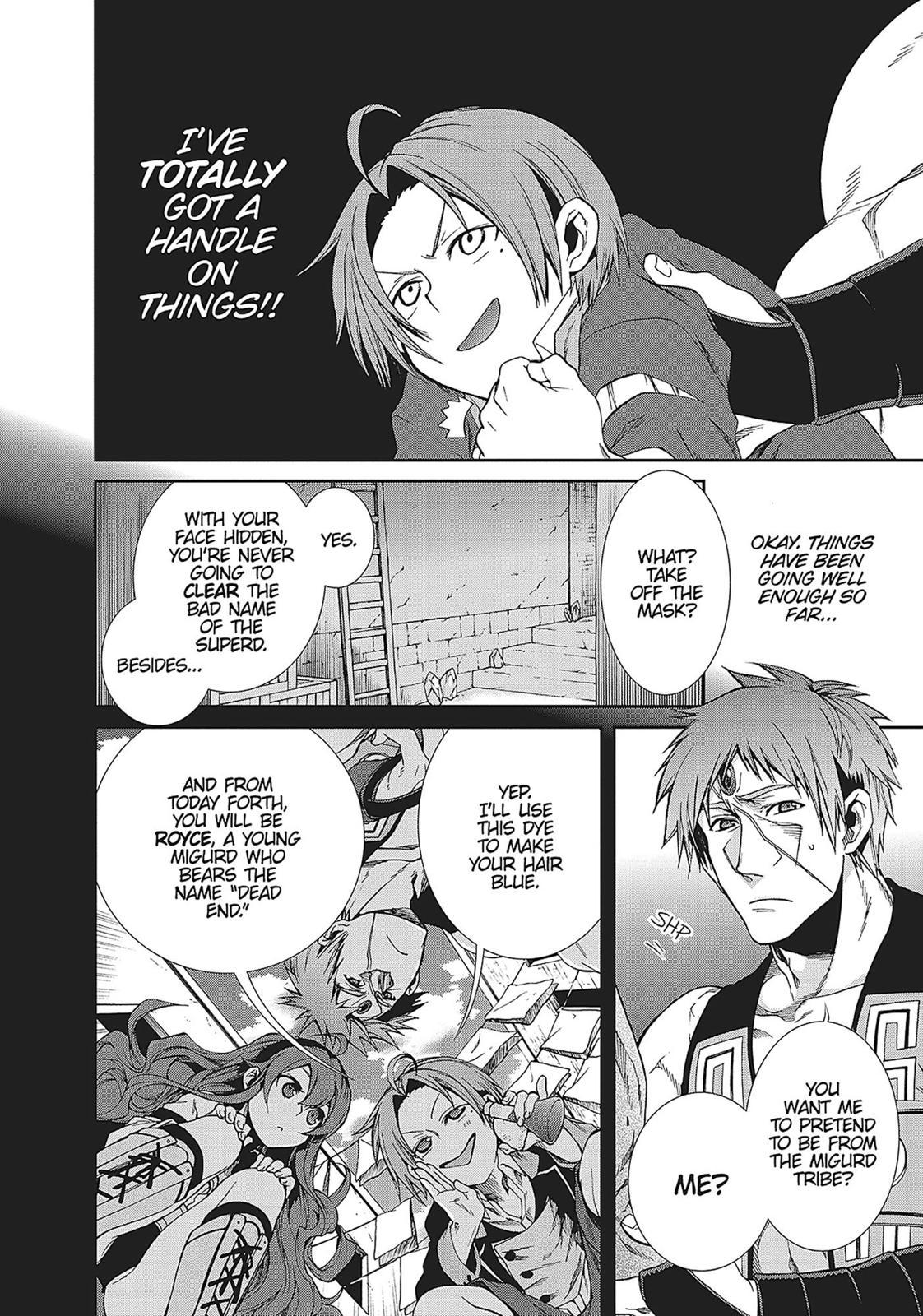 Mushoku Tensei, Chapter 20 image 016