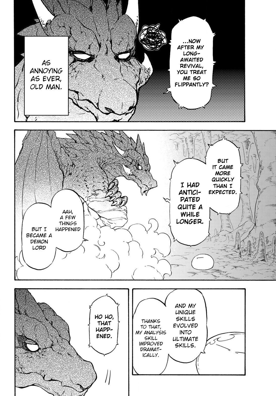 Tensei shitara Slime Datta Ken, Chapter 71 image 019