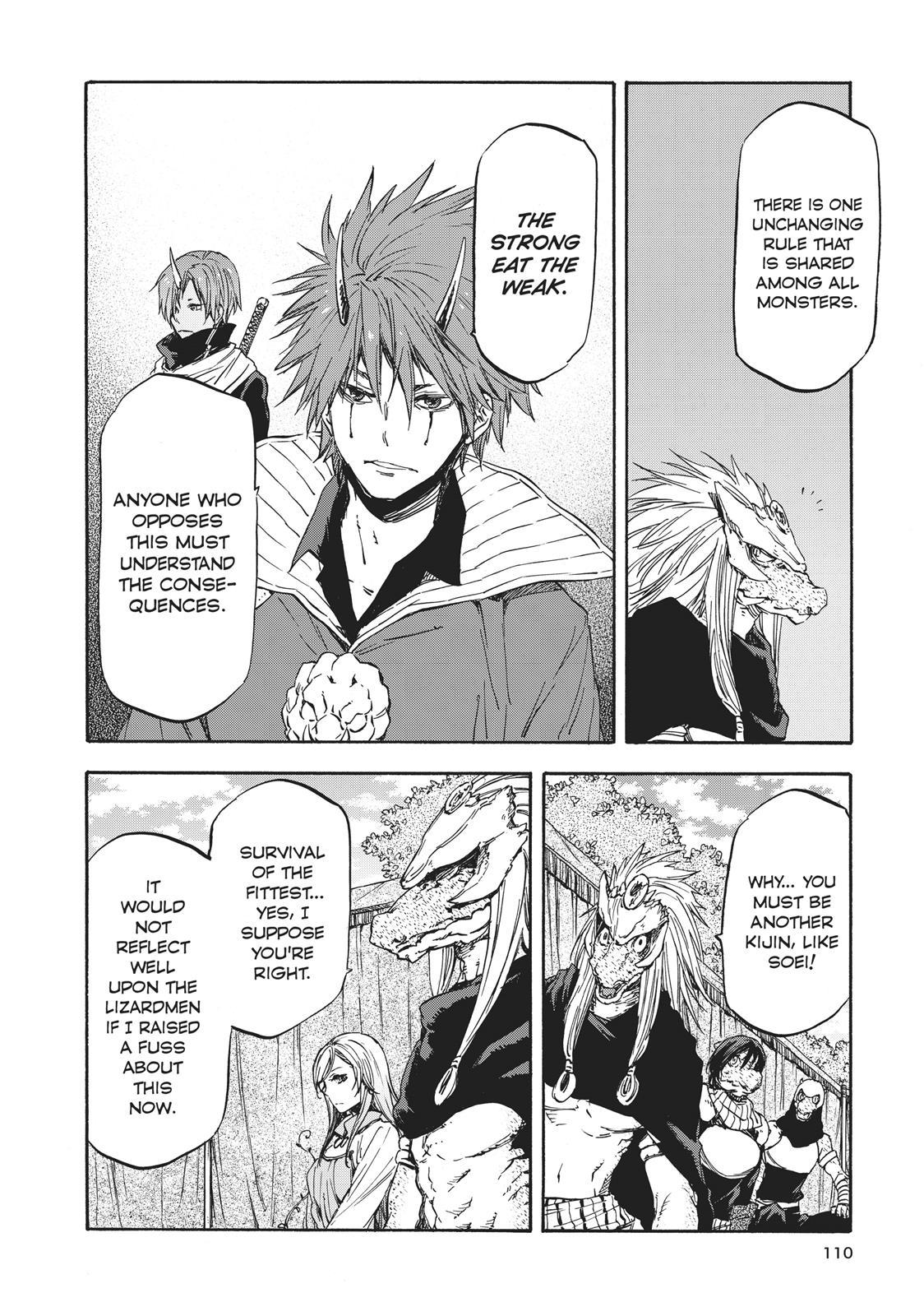 Tensei shitara Slime Datta Ken, Chapter 26 image 010
