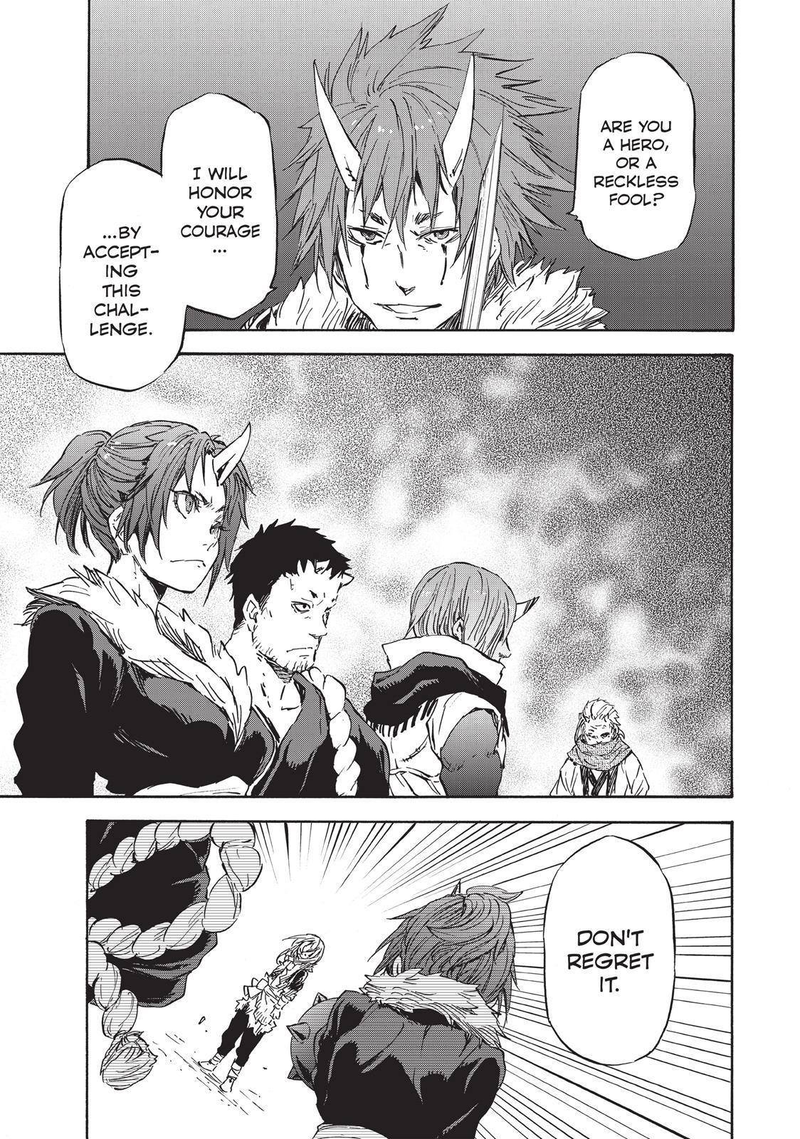 Tensei shitara Slime Datta Ken, Chapter 13 image 011