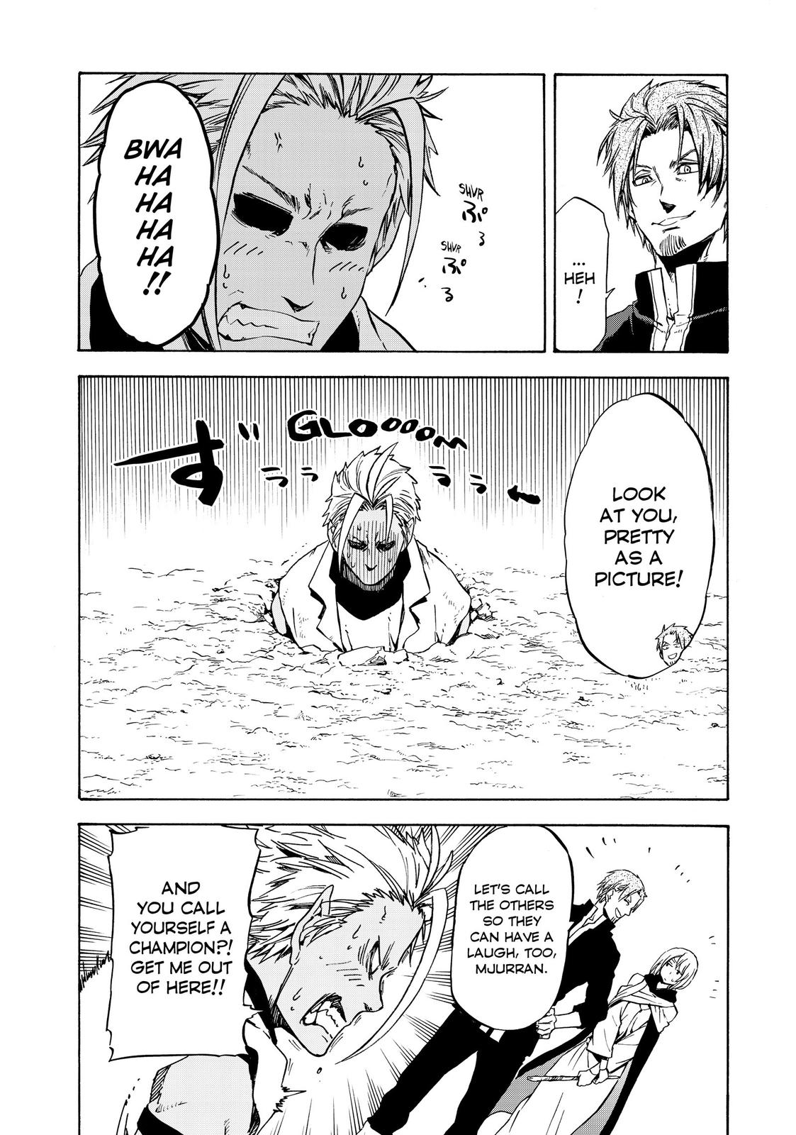 Tensei shitara Slime Datta Ken, Chapter 53 image 017