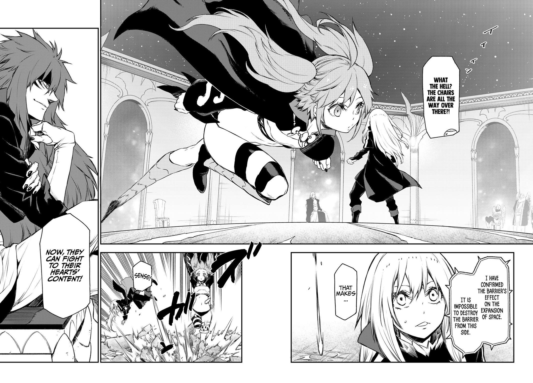 Tensei shitara Slime Datta Ken, Chapter 82 image 027