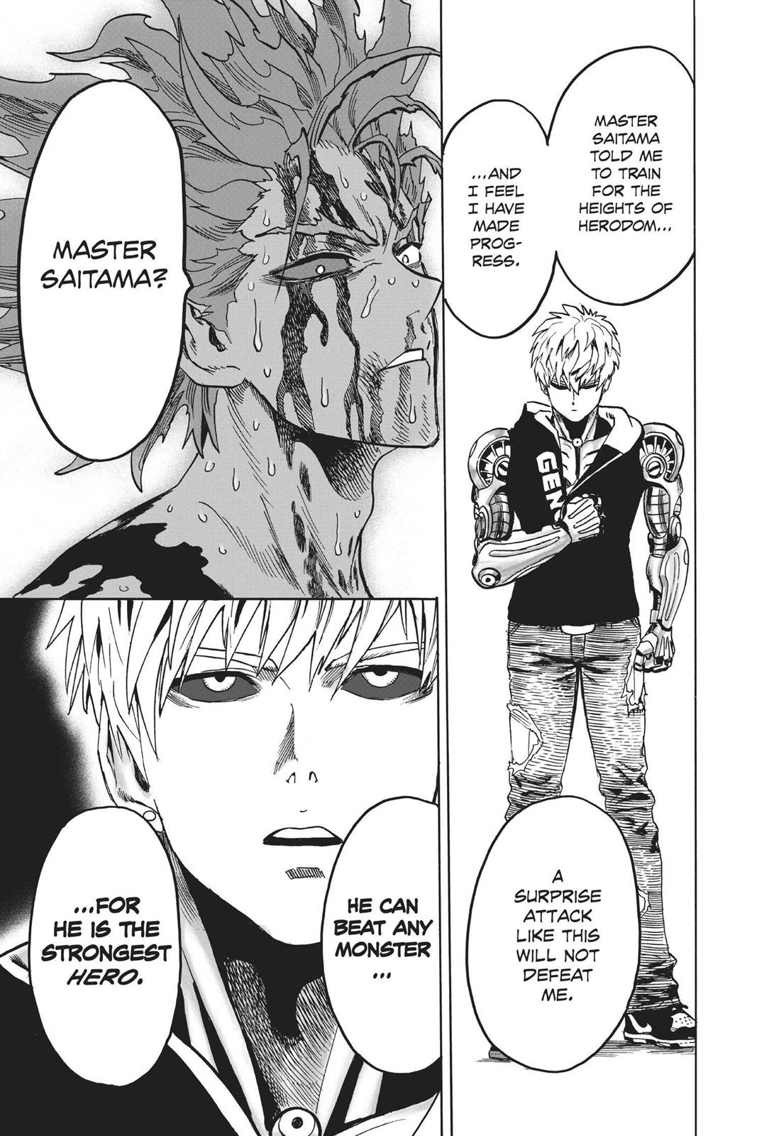 One-Punch Man, Chapter 83 image 042