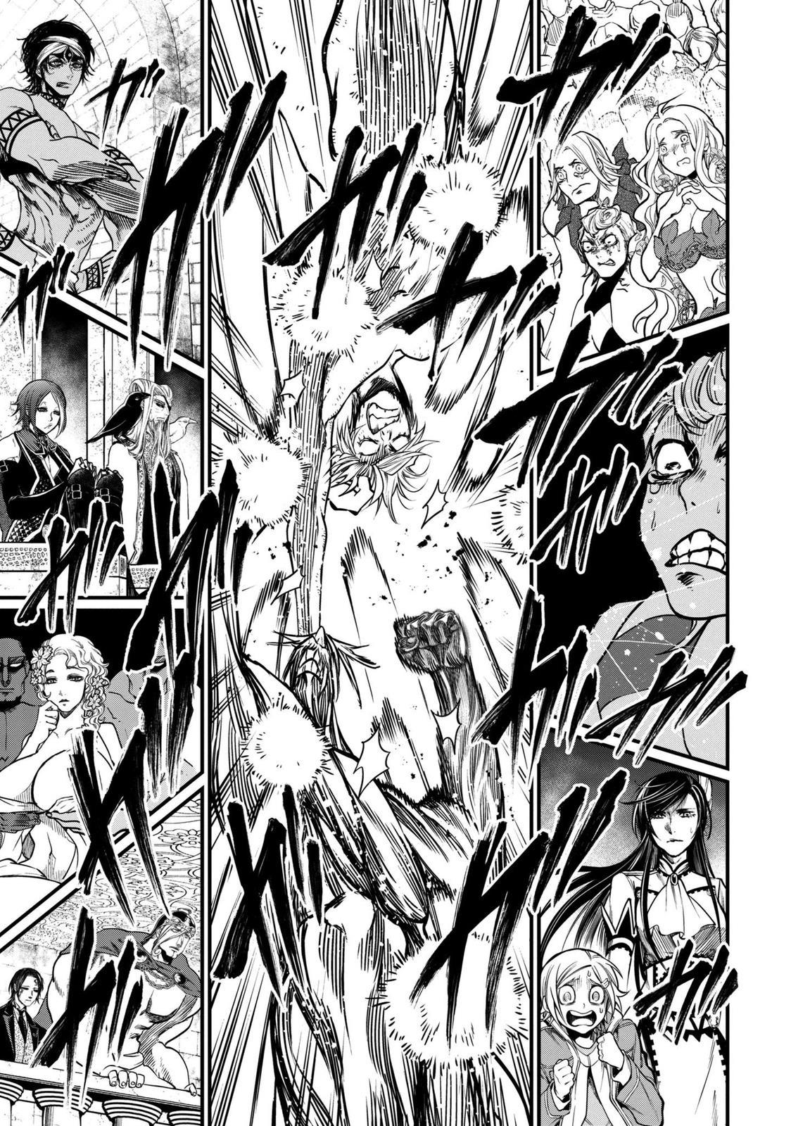 Shuumatsu no Valkyrie, Chapter 12 image 038