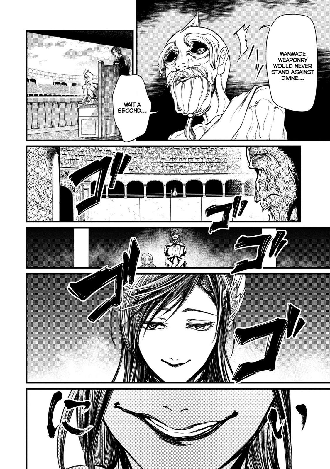Shuumatsu no Valkyrie, Chapter 3 image 022