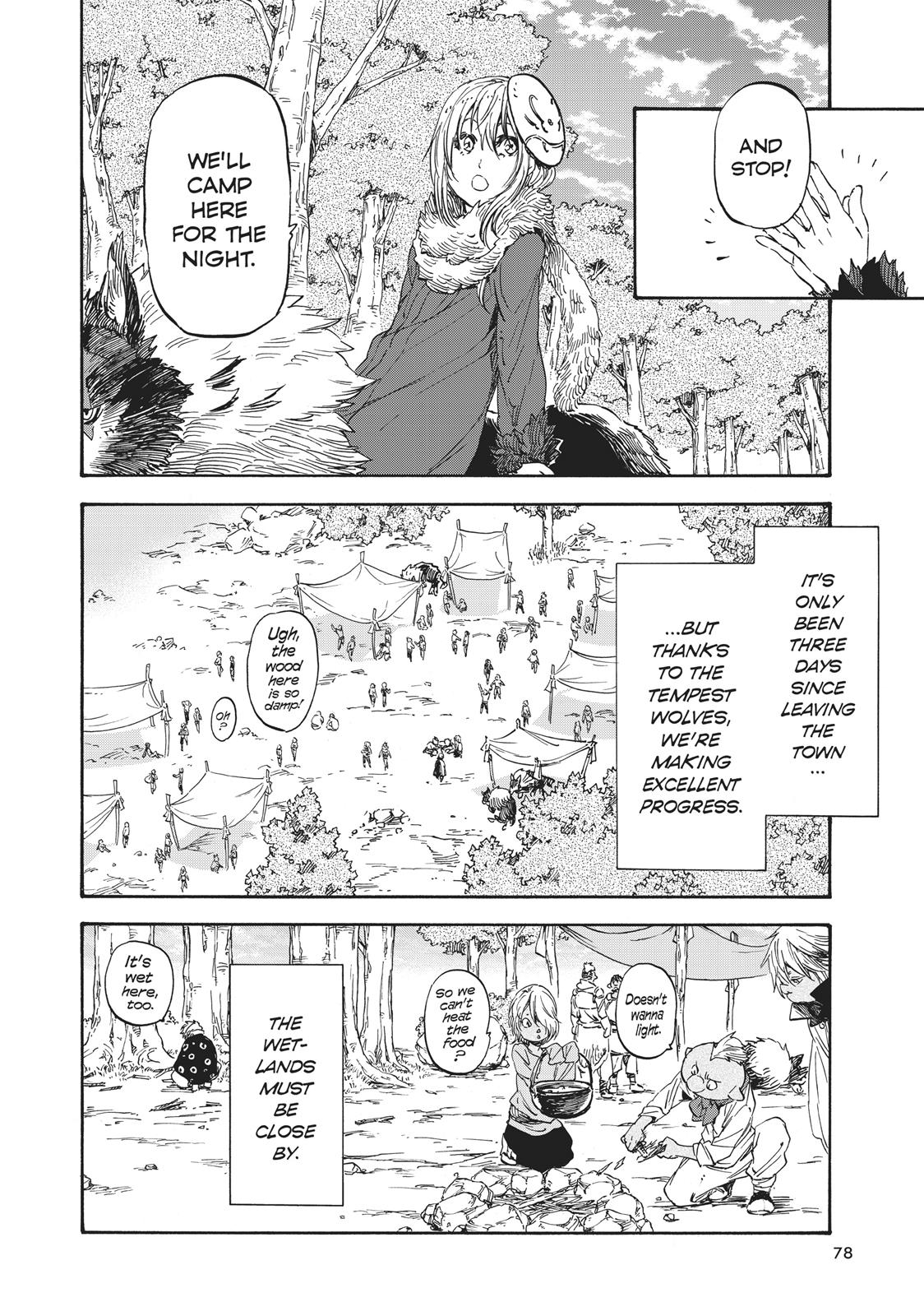 Tensei shitara Slime Datta Ken, Chapter 20 image 013