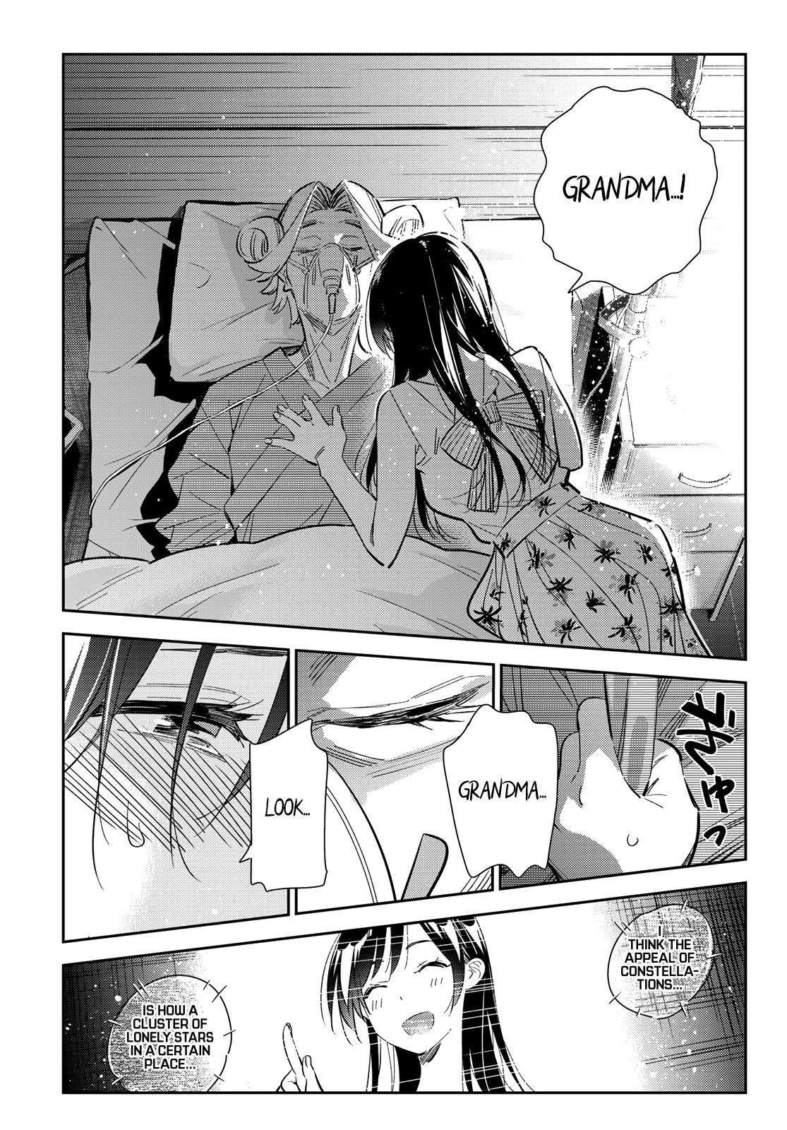 Kanojo Okarishimasu, Chapter 149 image 015