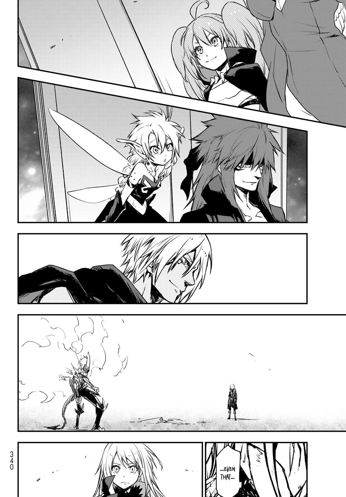 Tensei shitara Slime Datta Ken, Chapter 85 image 012