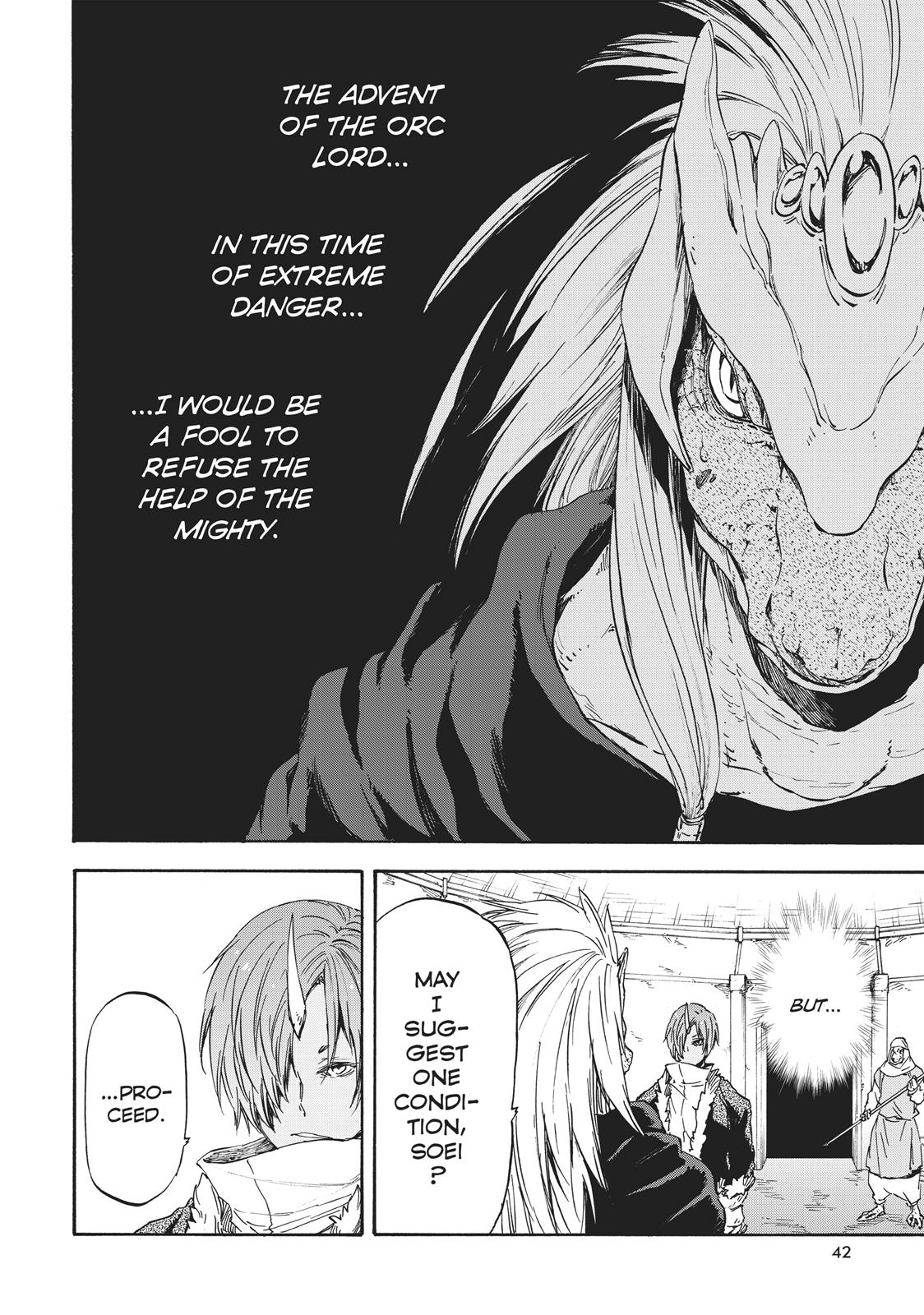 Tensei shitara Slime Datta Ken, Chapter 19 image 008